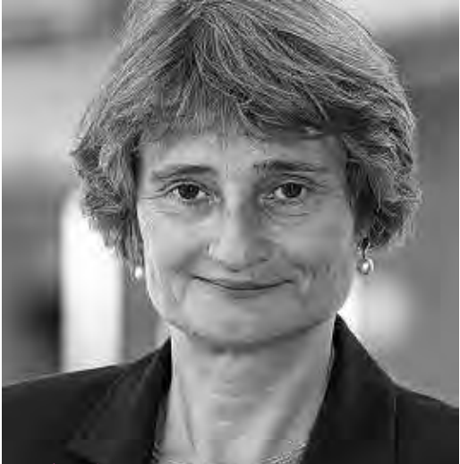 Helga Portmann, Leiterin Abteilung Versicherungsaufsicht im BAG.